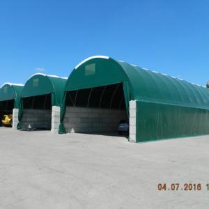2. Tunele DELTACOVER - productie Timisoara